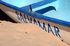 Free Beach Boat Royalty Free Stock Photo - 4484775