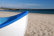 Free Beach Boat Royalty Free Stock Photos - 4484778