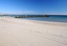 Free Sea Shore Royalty Free Stock Photo - 4484815
