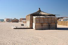 Free Beach House Royalty Free Stock Photos - 4484848