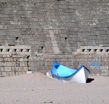 Free Beach Boat Royalty Free Stock Photos - 4485018