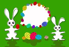 Free Easter Wishes Royalty Free Stock Images - 4485329