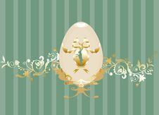 Free Easter Egg Royalty Free Stock Photography - 4486617