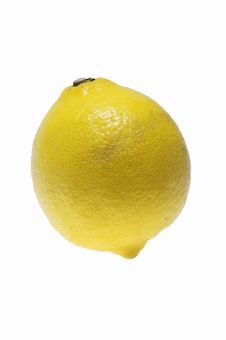 Free Lemon Royalty Free Stock Photo - 4488175