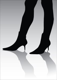 Free Legs Royalty Free Stock Photo - 4488625