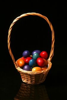 Free Easter Basket Stock Images - 4488754