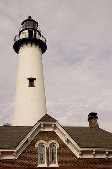 Free Lighthouse Brickhouse Royalty Free Stock Images - 4488999