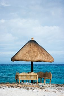 Free Private Tropical Resort Paradise Stock Photo - 4489680
