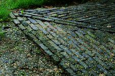 Free Chinese Brick  Ground Royalty Free Stock Images - 4489849