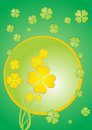 Free Golden Shamrock Royalty Free Stock Photos - 4493198