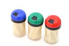 Free Toothpicks Stock Photos - 4490153