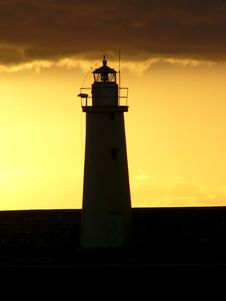 Free Lighthouse Royalty Free Stock Photography - 4490337
