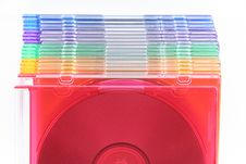Free Cd Cover Stock Photo - 4490640