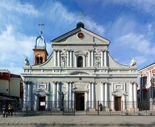 Free Cathedral Stock Photo - 4490940