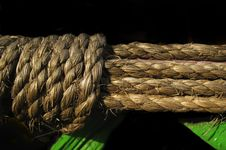 Old Rope Stock Photos