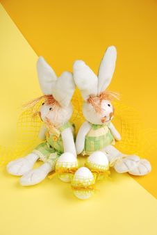 Free Easter Decorations Stock Photos - 4491353