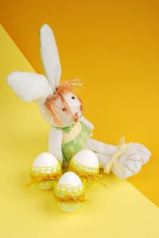 Free Easter Decorations Stock Photo - 4491390