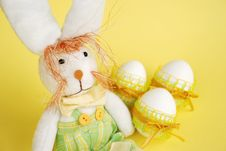 Free Easter Decorations Royalty Free Stock Image - 4491406