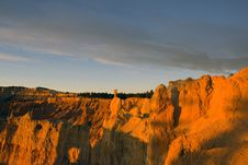 Free Thor S Hummer In Bryce National Park Stock Image - 4491941