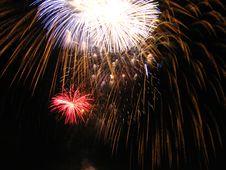 Free Fireworks Royalty Free Stock Photo - 4492075