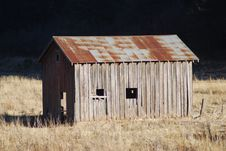 Free Old Barn214 Stock Photography - 4492162