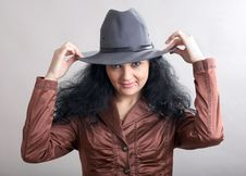 Free Felt Hat Stock Images - 4492654