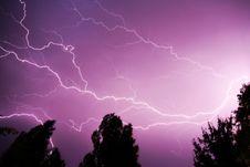 Free Thunderbolt Royalty Free Stock Photo - 4492805