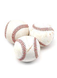 Free Baseball Season Royalty Free Stock Photos - 4493028