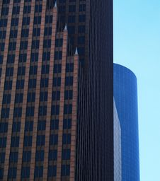 Free Two Skyscrapers Stock Images - 4494114
