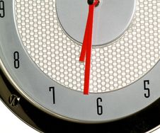 Free Close Up On Clock1 Royalty Free Stock Photo - 4494185