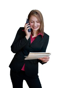 Free Receptionist 4 Stock Photos - 4496433