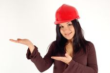Free Female Architect Stock Photo - 4496520
