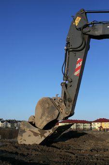 Free Excavator Scoop Stock Images - 4496844