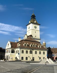 Free Brasov Old Council Stock Photography - 4497002