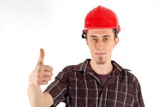Free Construction Worker Stock Photos - 4497053