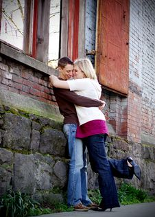 Free Young Couple Royalty Free Stock Photography - 4498487
