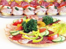 Free Cold Food Royalty Free Stock Image - 4498806