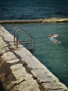 Free Ocean Pool Stock Photos - 450413