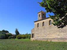 Free Church In Provence (France) Stock Images - 451284
