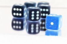 Free Dice Stock Photography - 452652