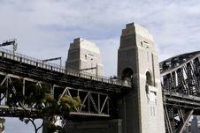 Free Sydney Harbour Bridge Stock Photo - 453290