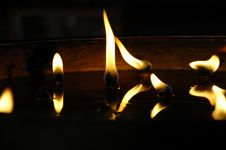 Free Candle Stock Image - 454191