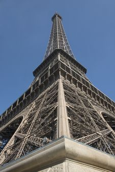 Free Eiffel Tower, Paris, France Royalty Free Stock Photos - 454448