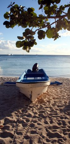 Free Motor Boat Royalty Free Stock Image - 455096