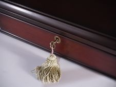 Free Key In Keyhole Stock Image - 455841