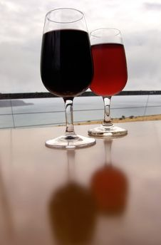 Free Wine Region Royalty Free Stock Photography - 455977
