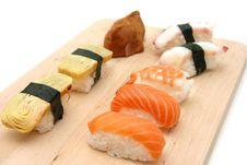 Free Sushi Royalty Free Stock Photo - 456055