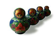 Free Matroshki Stock Image - 457191