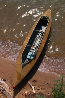 Free Canoe Royalty Free Stock Images - 458859