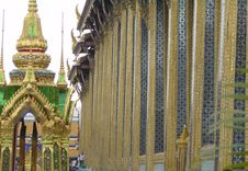 Free Bangkok Temple Stock Images - 459024